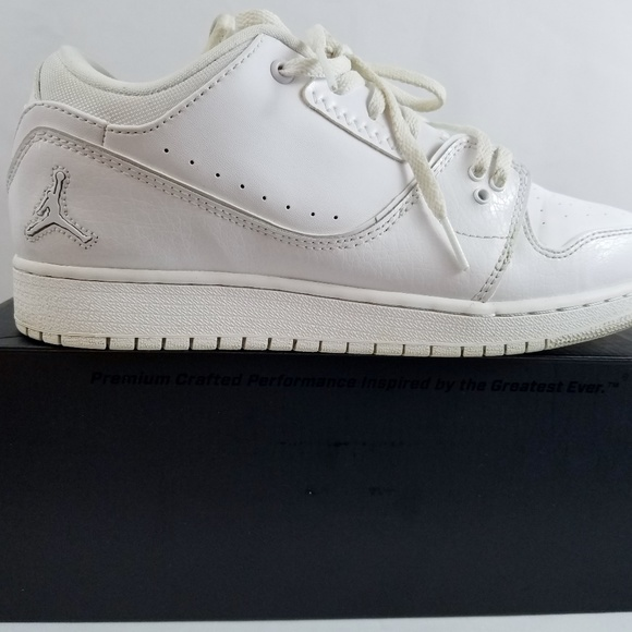 12847b6bf Nike Shoes | Jordan 1 Flight 2 Low Bg Youth 7yw 654952100 | Poshmark